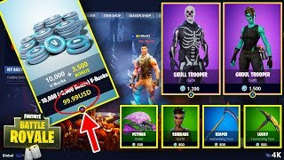 HIKEPLAYS Fortnite Battle Royale: NEW HALLOWEEN UPDATE - NEW NUKE, WEAPONS, SKINS & TOOLS (4K)
