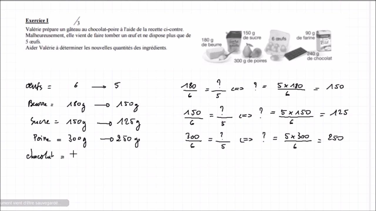 MonPlanMaths : Règle de 3 - Proportionnalité - 4ème - YouTube