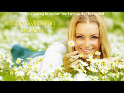 """""""Happy Whistling Ukulele"""" - Commercial Background Music Instrumental -  Happy Instrumental Music"""