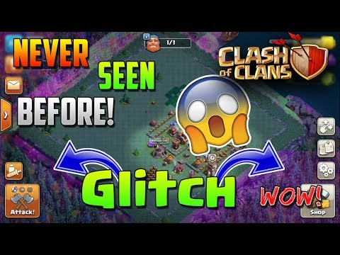 Never Seen Before Glitch In Clash of Clans' Builder Base!! POST MARCH UPDATE 2018!
