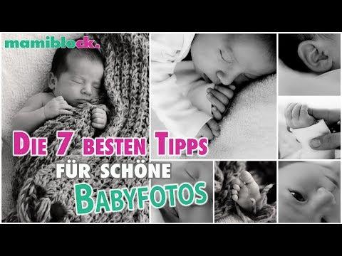 Tipps Für Schöne Babyfotos Diy Babys Erstes Fotoshooting