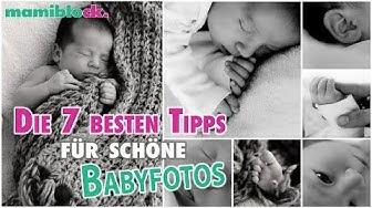 Tipps für schöne Babyfotos | DIY Babys erstes Fotoshooting | mamiblock