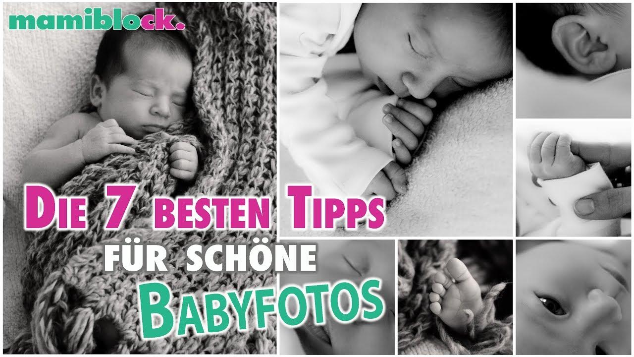 Tipps Für Schöne Babyfotos Diy Babys Erstes Fotoshooting Mamiblock