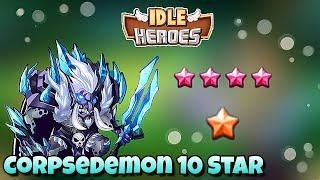 Idle Heroes - 10 Star Corpsedemon