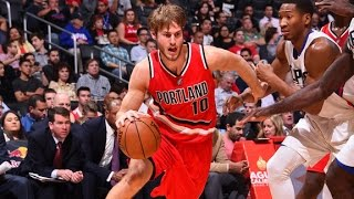 "Jake Layman 2016 17 ROOKIE HIGHLIGHTS ""Sunshine"""