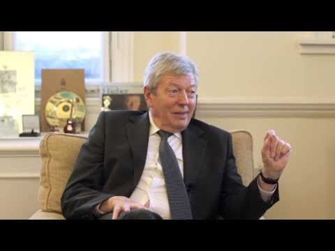 Alan Johnson on wishing he was a rock star, the legacy of the Iraq War, and Blair's final days