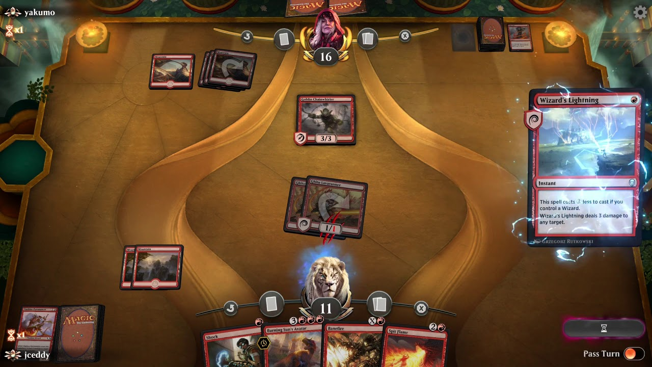 Path to Mono-Red Aggro – Daily Arena