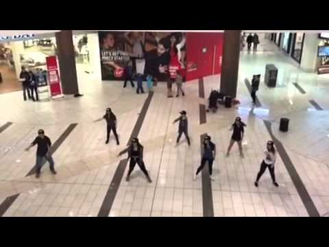 Guildford Town Center Flash Mob