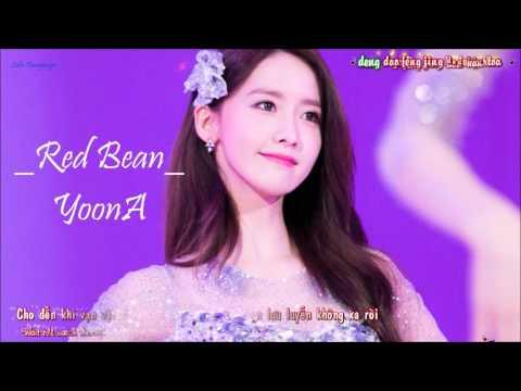 [Vietsub+Engsub+Kara] YoonA 윤아 _ 红豆 (Red Bean)/ Hồng Đậu ('Blossom' The Digital Mini Album)