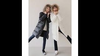 Fur Hood Long Puffer Jacket (Jan 22, 2018)