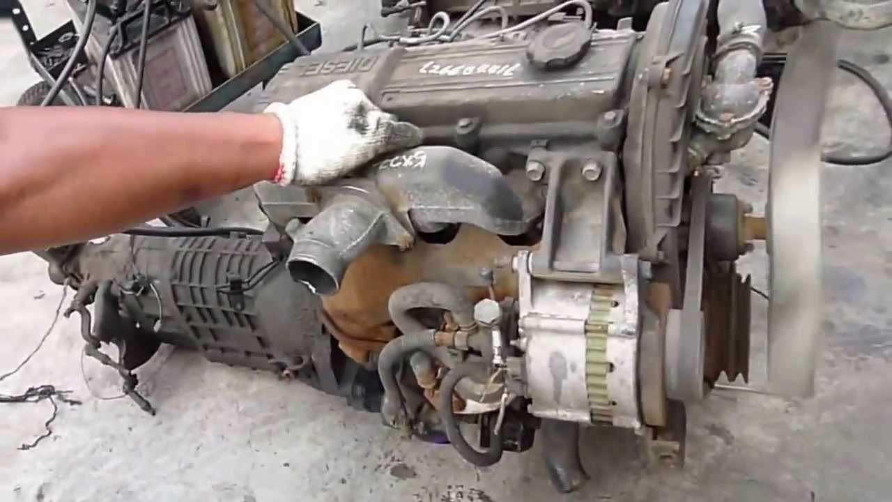 JOYWELL MOTOR CORPORATION USED ENGINE MAZDA R2 - 7