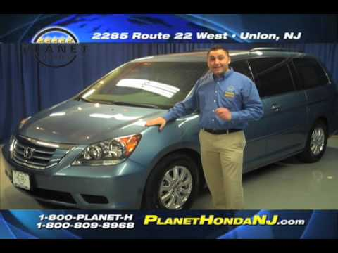 2010 Honda Odessey Available At Planet Honda In Union, NJ!!