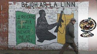 Street Violence In Ireland, 1993