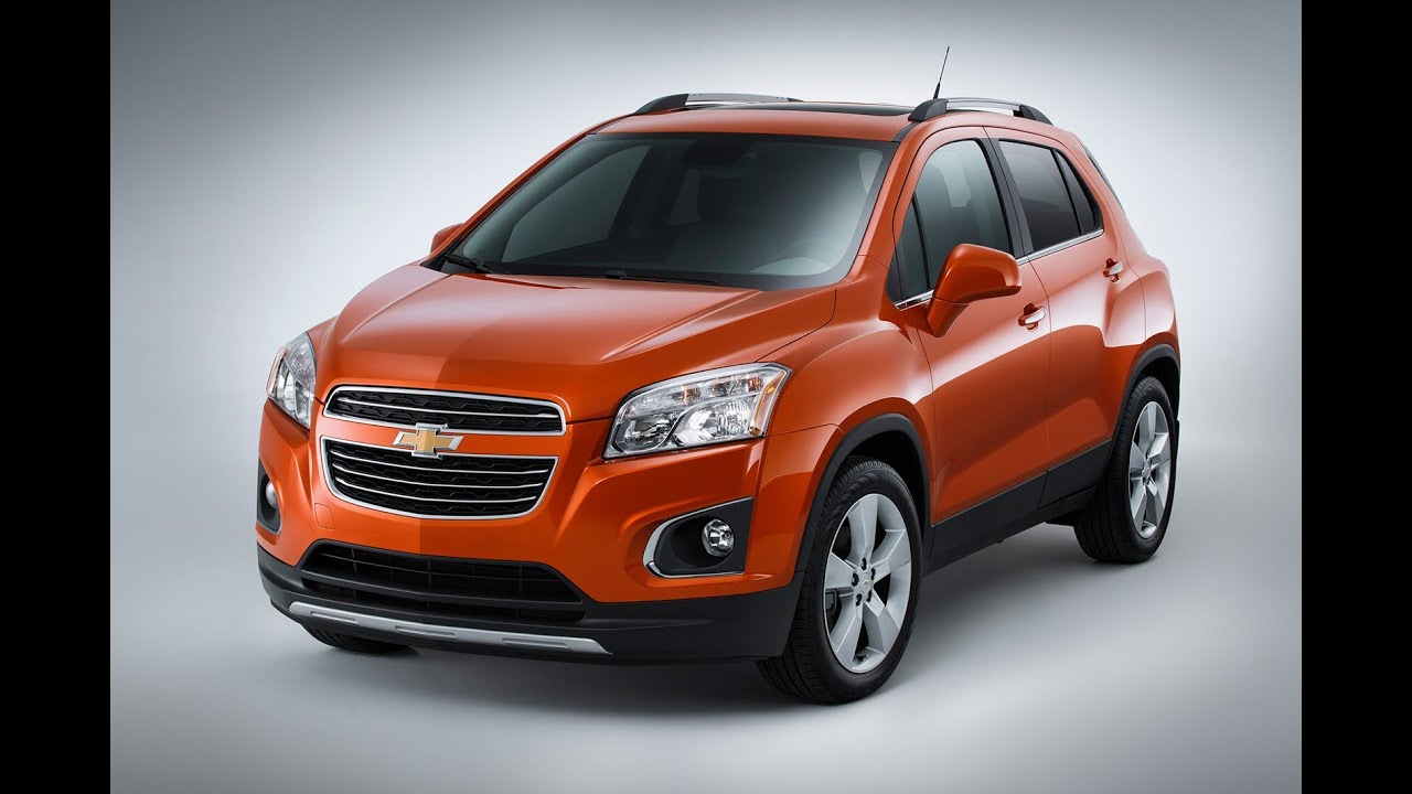 2015 Chevrolet Trax Review Ratings Edmunds