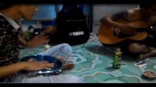 LK nhạc chế gõ bo guitar - giao lưu với Thầy Phán