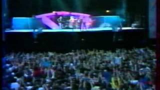 Eurotube 1986: Rod STEWART in Wembley 86'