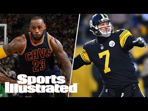 Could LeBron Be Going To Houston? Ben Roethlisberger An MVP Candidate? | SI NOW | Sports Illustrated