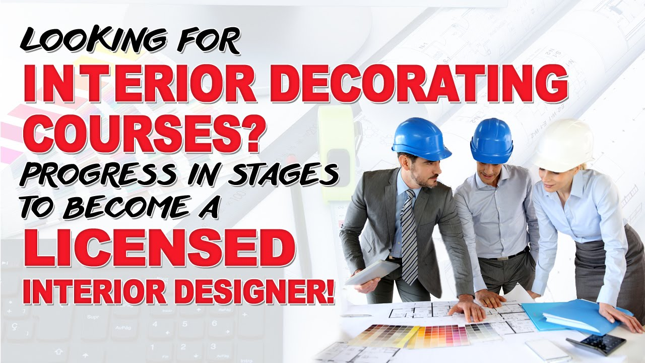 Interior Design Interior Decoration Course   YouTube