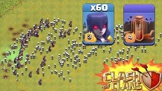 60 HEXEN + ERDBEBEN! || CLASH OF CLANS || Let's Play CoC [Deutsch/German HD+]