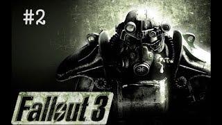 Fallout 3 Прохождение На Русском #2 — ПИШЕМ КНИГУ И МУТИРУЕМ