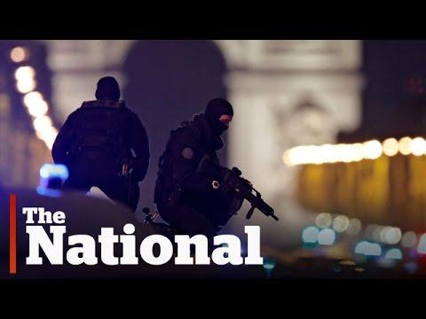 Deadly shooting in Paris