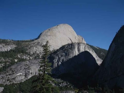 Little Yosemite Valley Campground to Happy Isles