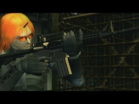 MGS2 - Every Weapon And Item