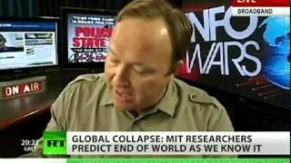 The West is Committing Suicide ∞ Unsustainable Corruption Fiat Elite Retards Alex Jones Reports
