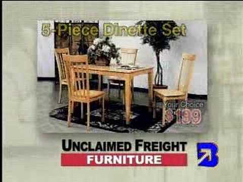Unclaimed Freight With Unclaimed Freight Furniture