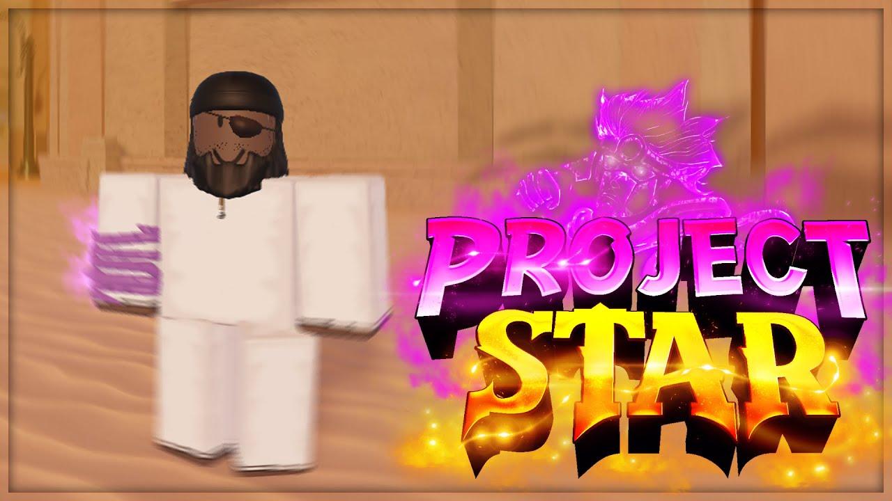 BEST NEW ROBLOX JOJO BIZARRE ADVENTURE GAME 2021!   Project Star