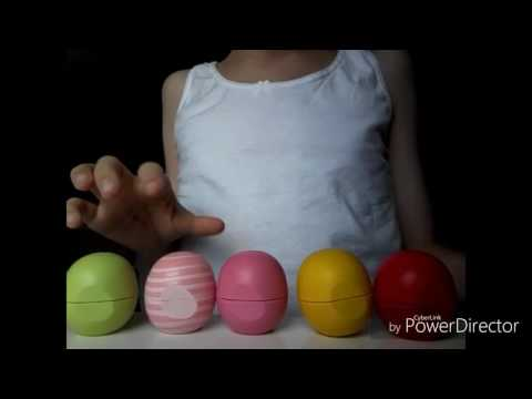 EOS COLLECTION + REVIEW