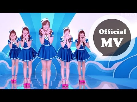 Popu Lady [ 戀愛元氣彈 Love Bomb ] Official MV HD
