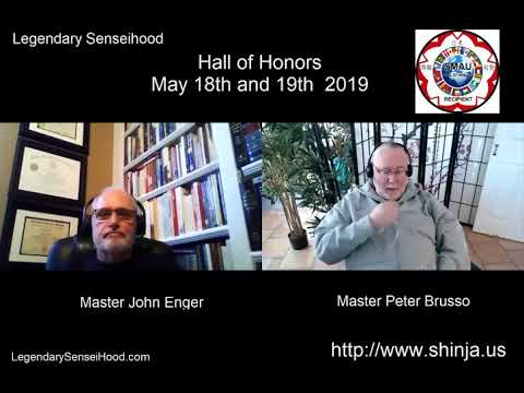 Podcast About Shinja Hall Of Honors In May V2