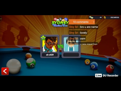 8 ball pool coin giveaway London to Jakarta unique ID 2624470230