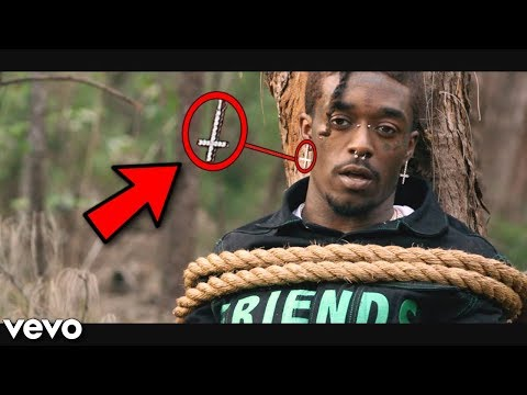 Hidden SECRETS In Lil Uzi Vert - The Way Life Goes Remix (Feat. Nicki Minaj) [Official Music Video]