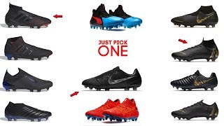 Which Players Can't Wear These? Neymar, Messi, Pogba? New Nike & adidas Boots!