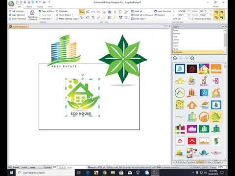 Logo Designer Pro Software Tutorial thumbnail