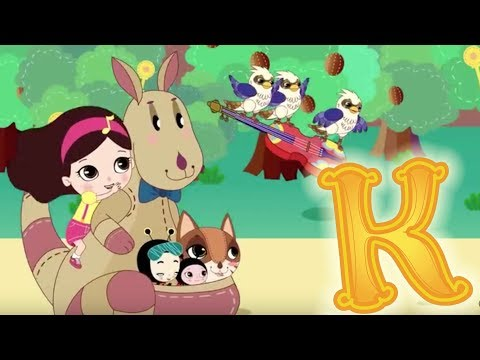Letter K - Olive and the Rhyme Rescue Crew