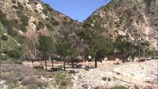San Gabriel Catch Basins/ Debris flow areas