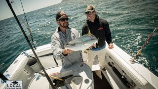 Coronado Islands Fishing Yellowtail With Surface Iron - S01 E01 Key West Coast Style