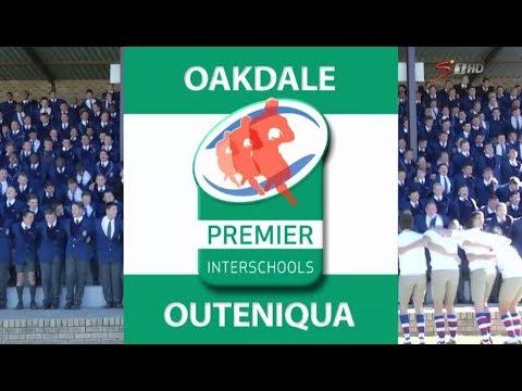 Premier Interschools Rugby - Oakdale vs Outeniqua