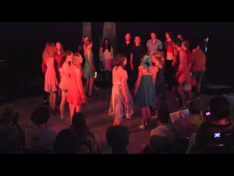 Sceniska Körens vårkonsert 2012, Mölndals Kulturskola