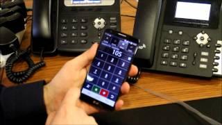 ESANTRAL IP SANTRAL  ÇALAN TELEFONU ÇEKME VE SOFTPHONE KULLANIMI