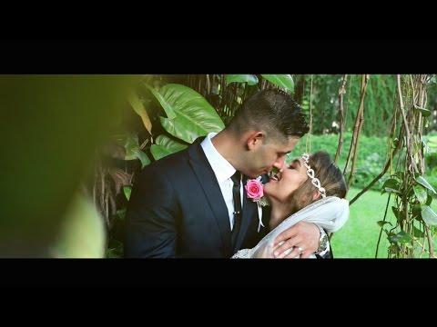 Carlos & Yvonne Wedding Trailer
