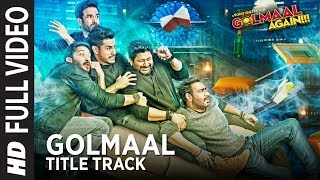 Golmaal Title Track (Full Video Song)