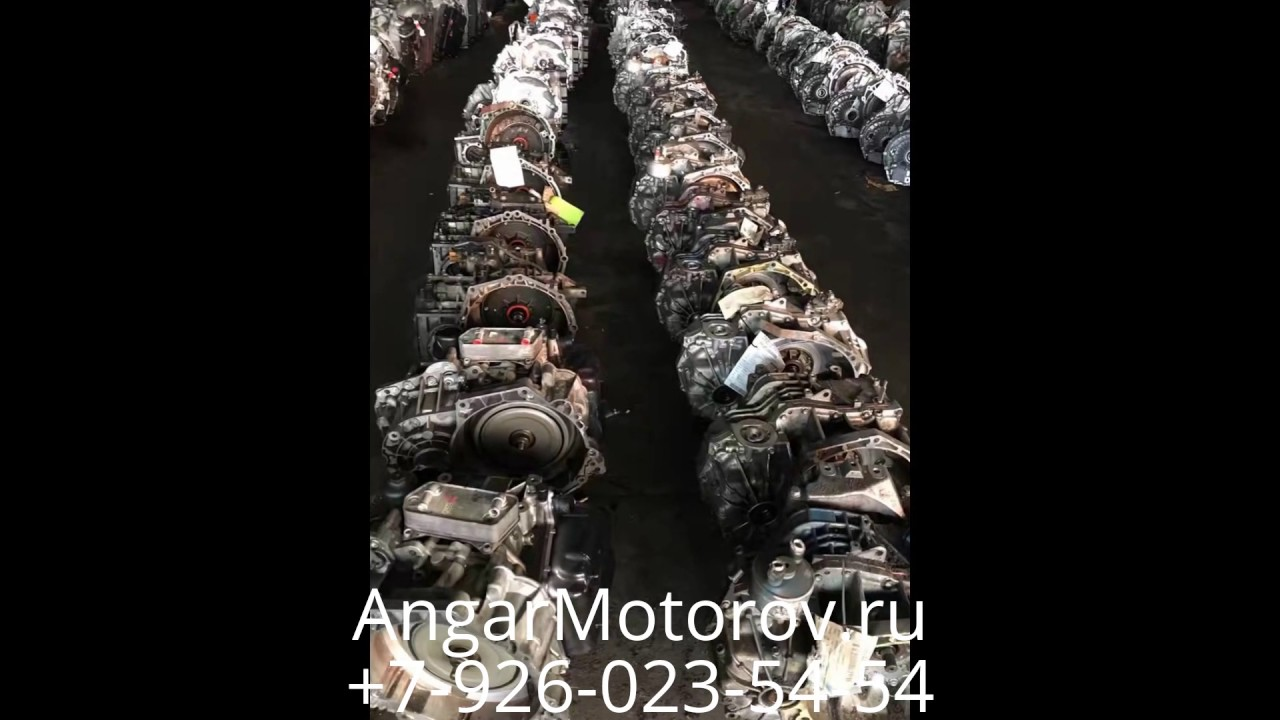 Склад контрактных Двигателей в Краснодаре. Двигатели бу для Иномарок в Наличии без предоплаты!