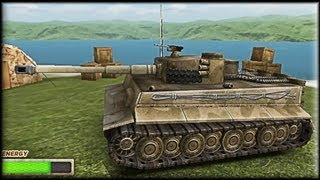 Tank Attack 3D - Game Walkthrough (all 1-5 lvl)