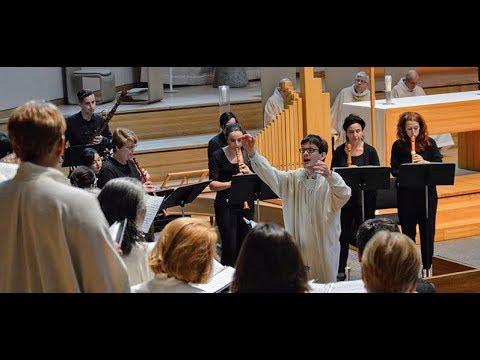 11:00 Mass - Bach Cantata 23 - Saint Peter's Church - 2/11/18