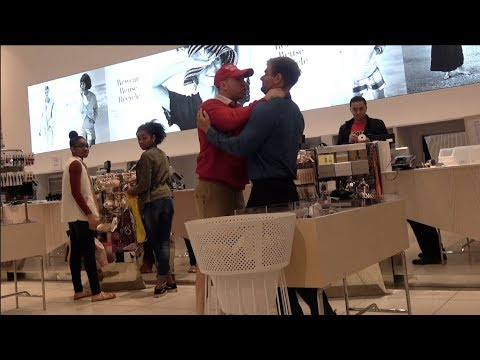SPOILED RICH KID HAS A FREAKOUT!