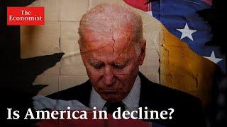 Is America in decline? | The Economist